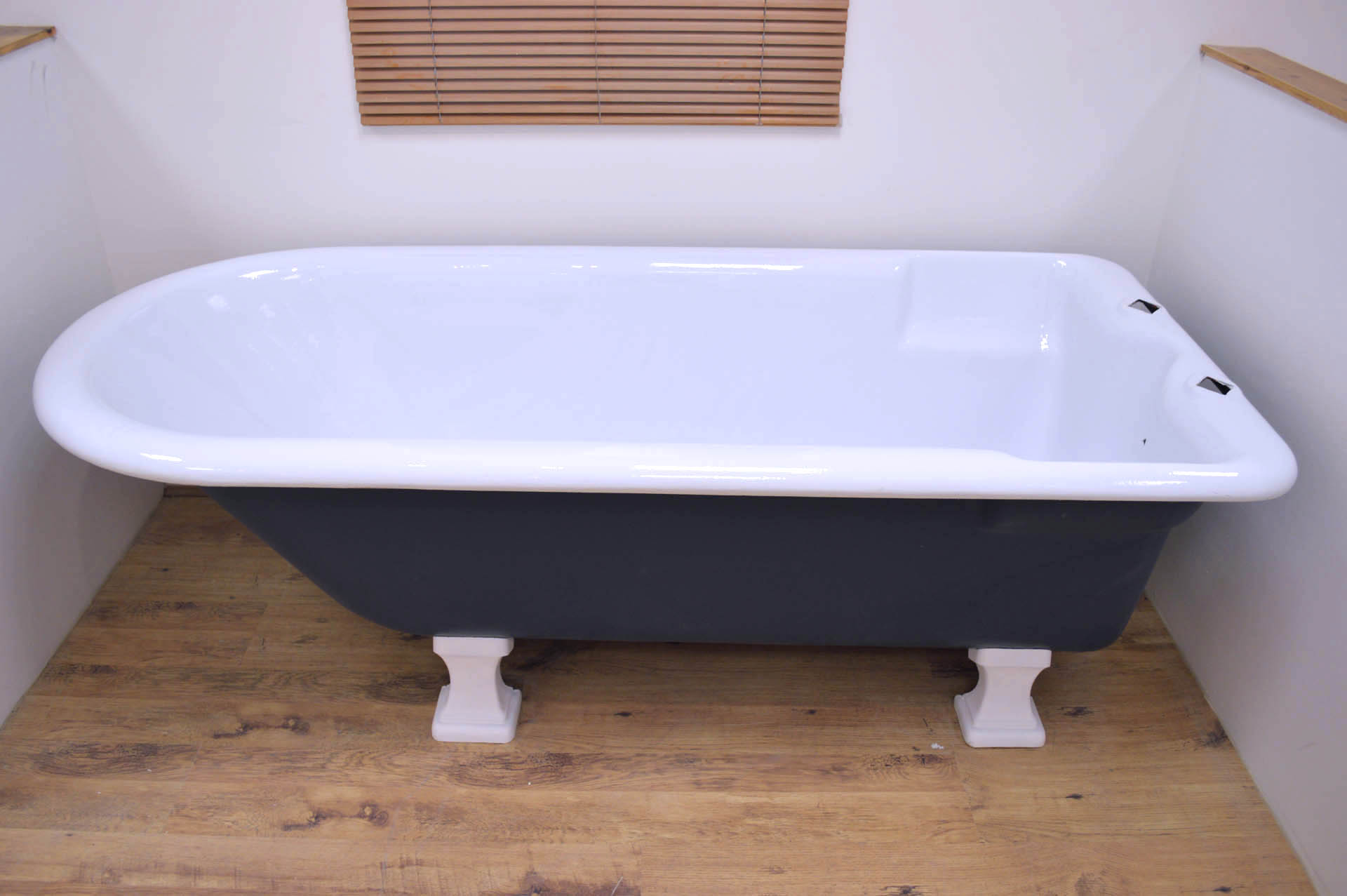 Funky Re Enamel Cast Iron Bath Ideas - Bathroom and Shower Ideas ...
