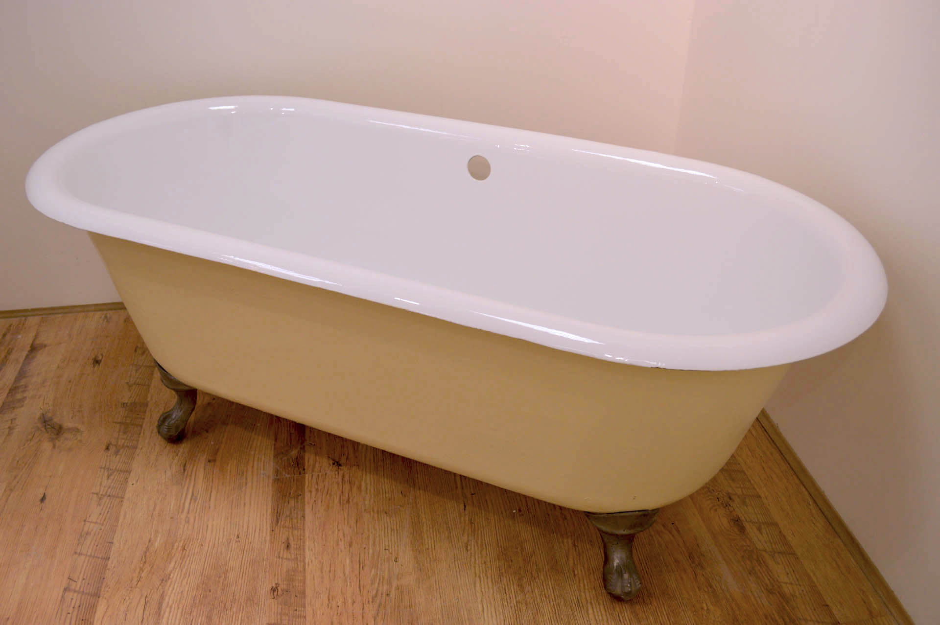 Cast Iron Bath for Sale - Standard French Double Ender